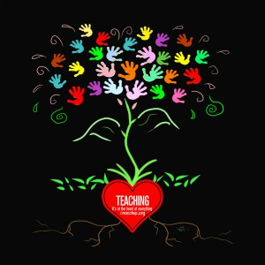 Teaching is at the Heart of Everything