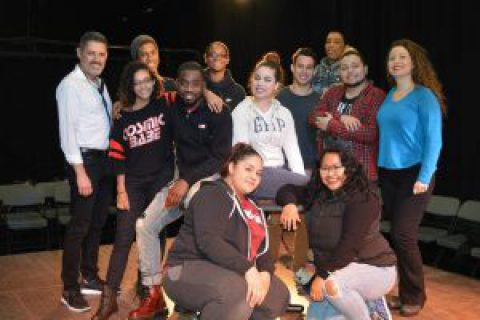 Hostos invited to perform at the Edinburgh Fringe festival for the second time