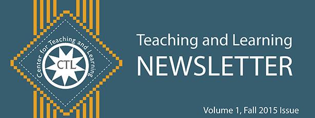 CTL Newsletter F15