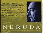 """""""Neruda en el Corazón"""" posters"""