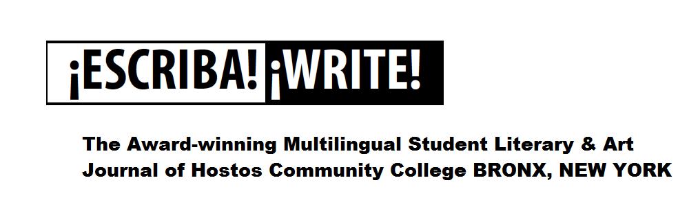 Escriba/Write