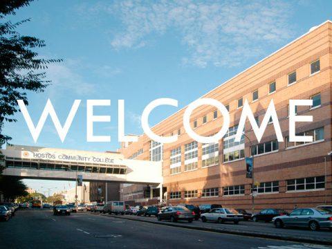 Welcome Hostos Digital Adjuncts