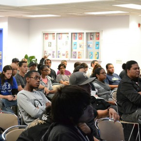 All Majors Meeting // FALL 2011