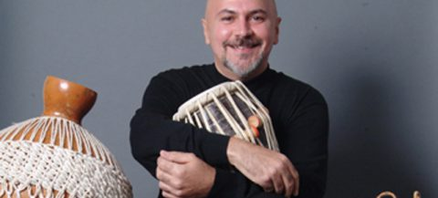 Master Percussionist John Arrucci coming to Hostos!