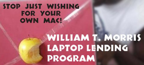 William T. Morris Foundation – Laptop Lending Program
