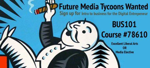 Study Business for the Digital Entrepreneur