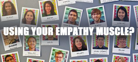 Students at Stanford work to exercise their empathy muscle…do you?