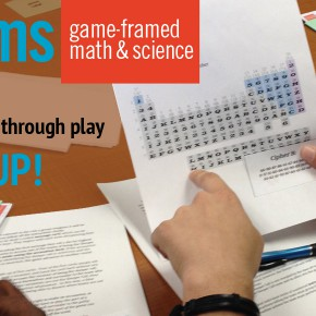 The Return of Game-Framed Math & Science FALL 2014
