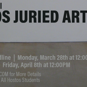Hostos Juried Art Show | 1st Annual