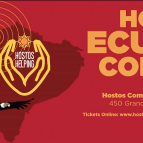 Hostos Helping Presents the Help for Ecuador Concert!