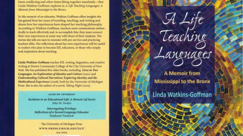 A life Teaching Languages – A Memoir From Mississippi to the Bronx
