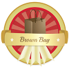 Brown bag badge