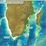 Site icon for IODP Expedition 361: Southern African Climates