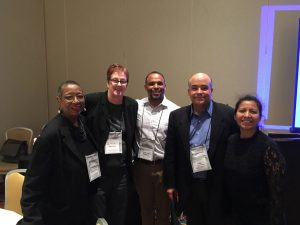 Hostos Capstone and Undergraduate Research Initiatives Presented at AAC&U