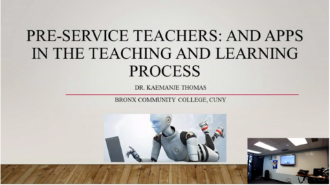 Pre-service Teachers and apps in the Teaching and Learning Process