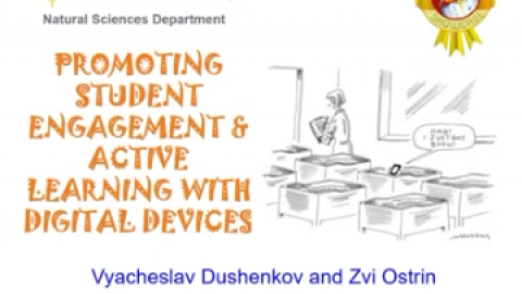 Promoting Student Engagement & Active Learning with Digital Devices
