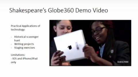 Digitally Staging Shakespeare in the Literature Classroom