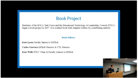 Four Years into Forever: The Evolution of the Hostos Online Learning Assessment (HOLA) Task Force