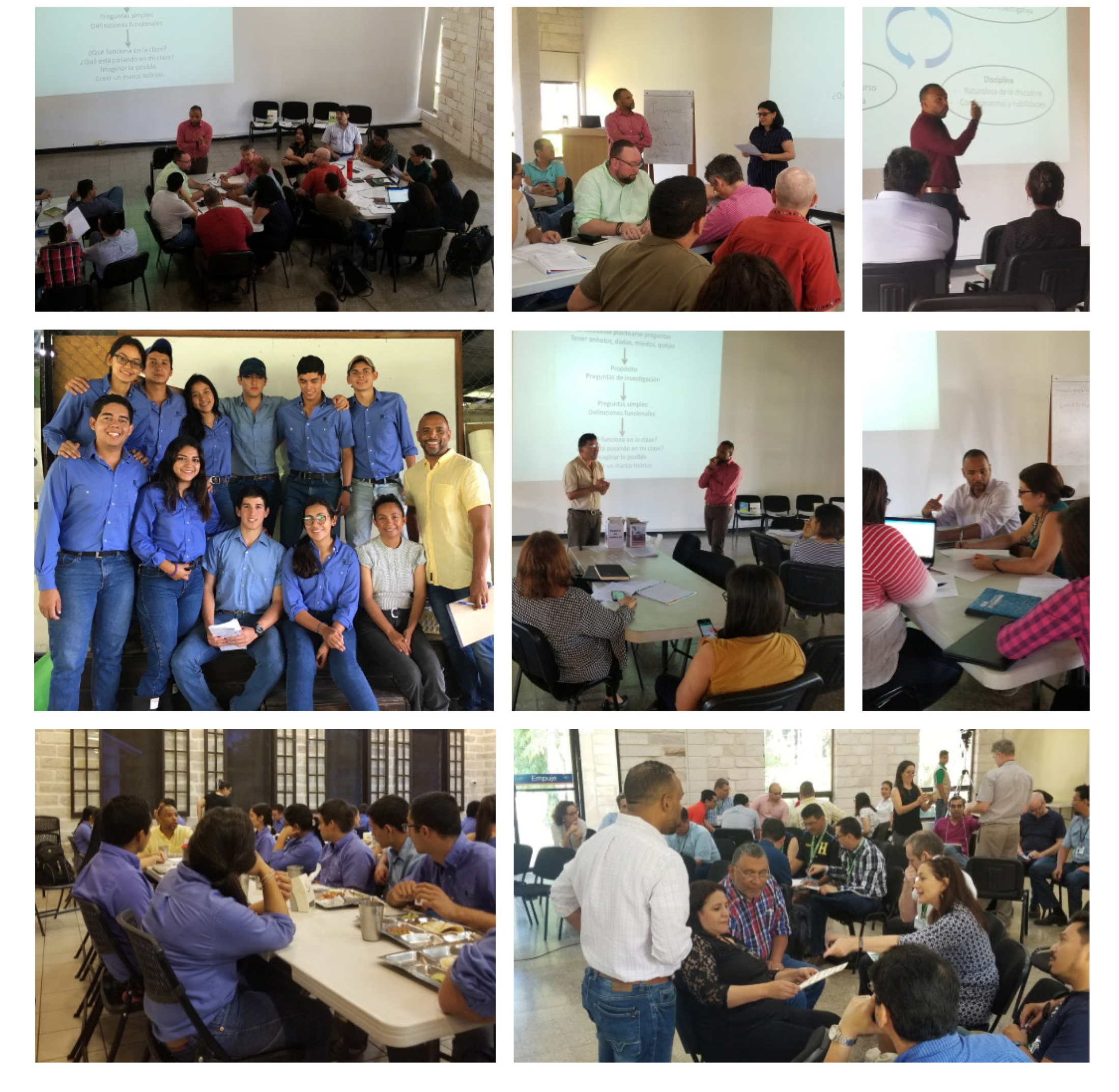A Fulbright Opportunity In Honduras: An Abroad Conversation About The Meaning Of Student Engagement, Assessment, And Classroom Management Today