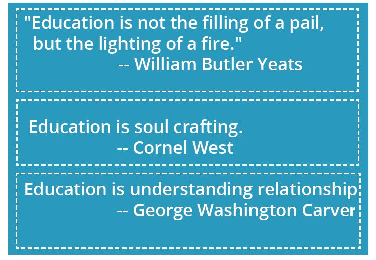 General Education: A Deep And Broad Foundation