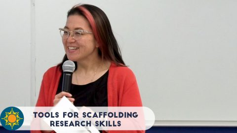 Tools for Scaffolding Research Skills