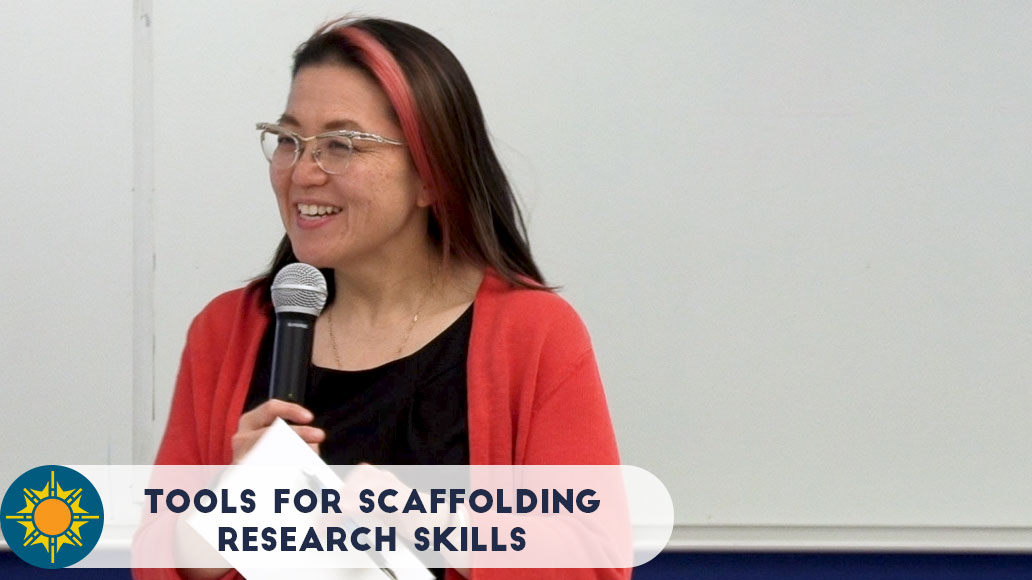 Tools for Scaffolding Research Skills Prof. Haruko Yamauchi