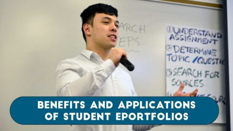 Benefits & Applications of Student ePortfolio