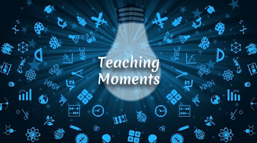 Teaching Moments - Intro
