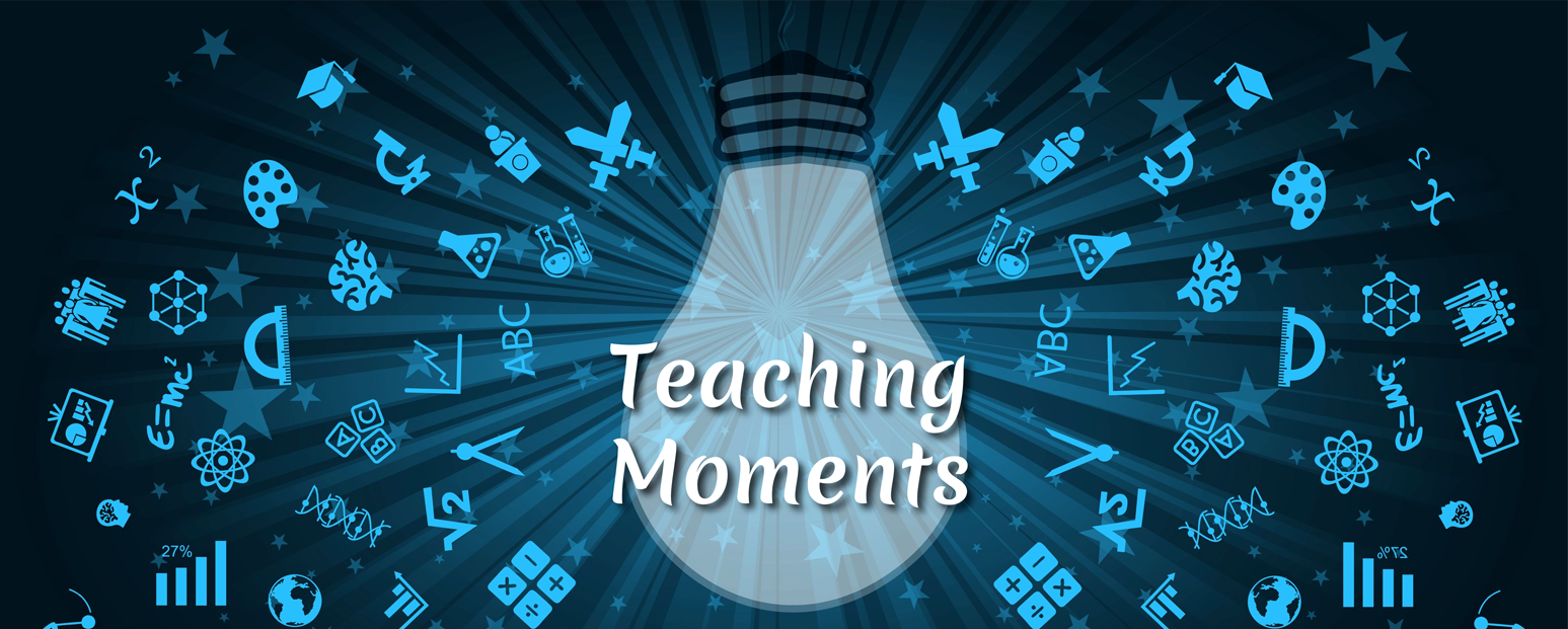 teaching moments title