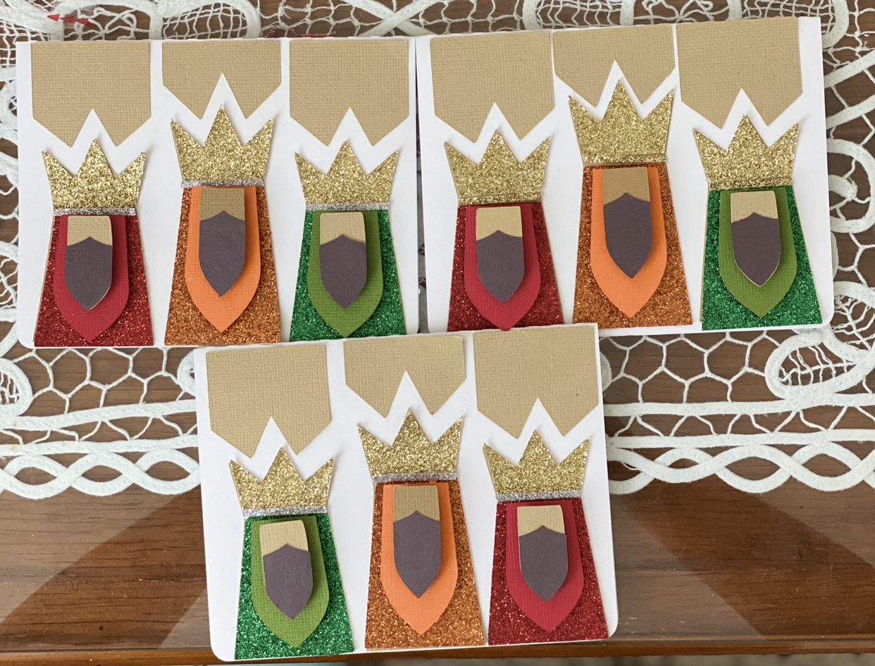 Creative Works: Three Kings by Mayra