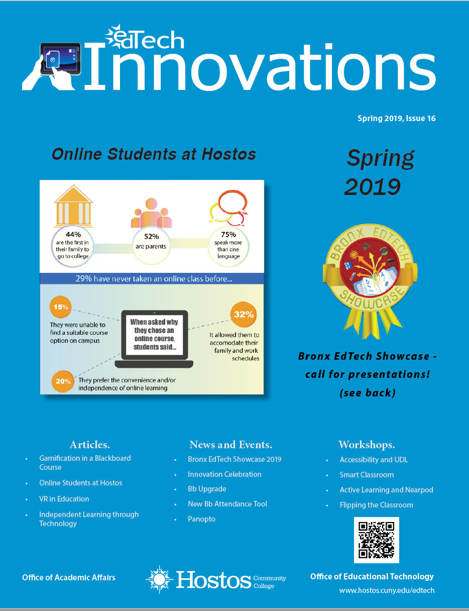 EdTech Innovations newsletter_Sp19