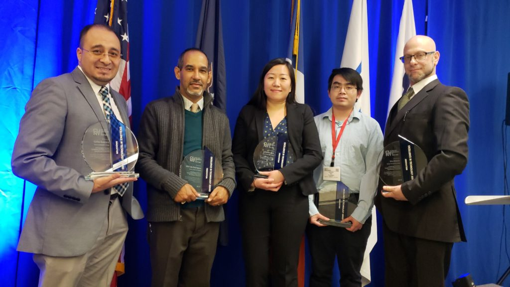 EdTech wins CUNY IT award