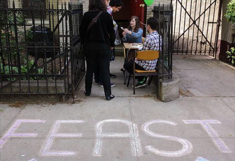 FEAST : Funding Emerging Art with Sustainable Tactics