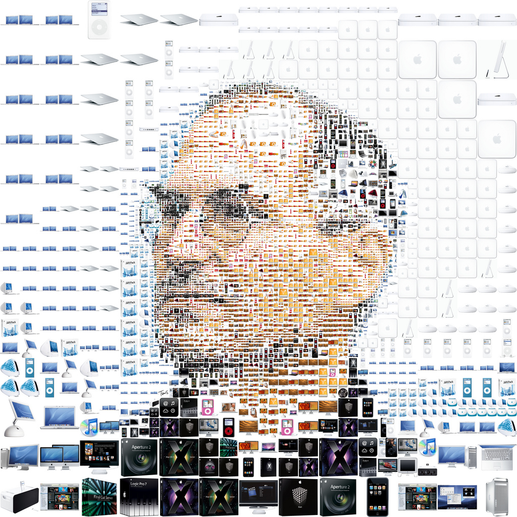 Stay Hungry, Stay Foolish. Thank You, Steve Jobs.
