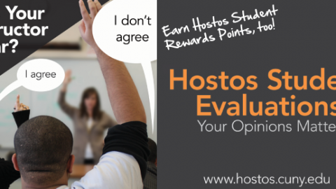 Student Evaluations | Your Opinion Matters!