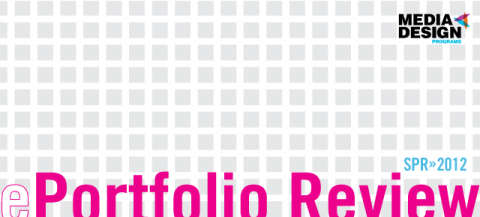 ePortfolio Review /// May 5th