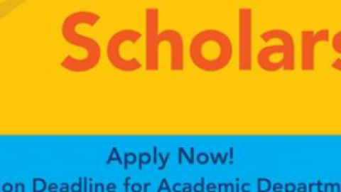 SCHOLARSHIP DOLLARS & AWARDS ARE AVAILABLE!