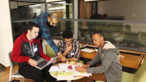 Hostos Game Design Dominates the Climate Game Jam