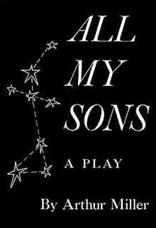 An image of All My Sons by Arthur Miller