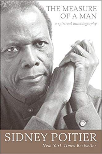 An image of The Measure of a Man by Sidney Poitier