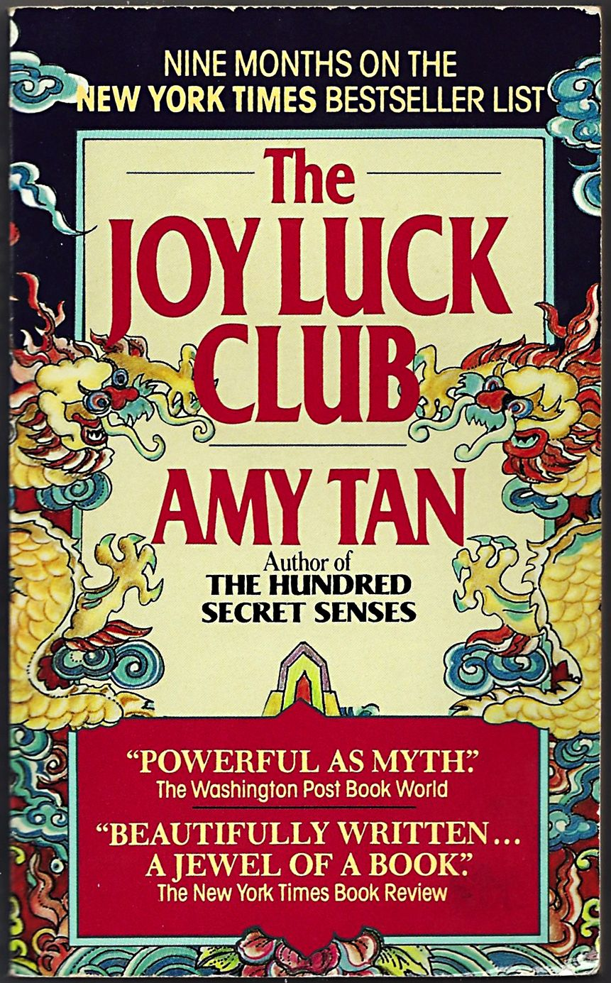 Image: The Joy Luck Club by Amy Tan