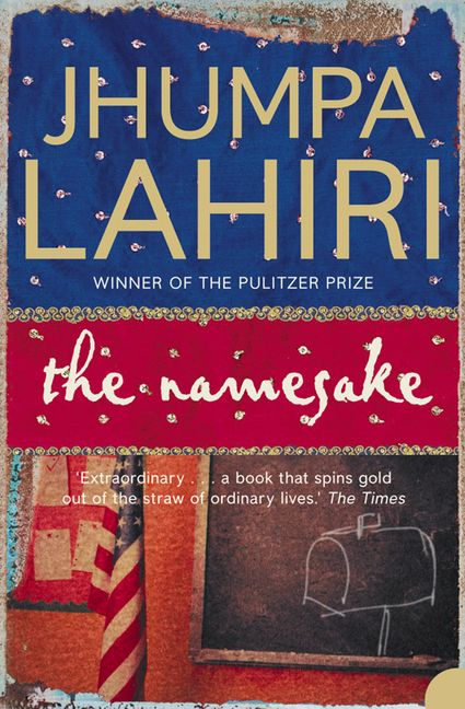 An image of The Namesake by Jhumpa Lahiri