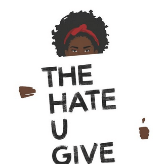 An image of The Hate U Give by Angie Thomas