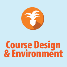 Course Design and Environment