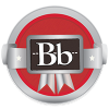 Blackboard silver level badge