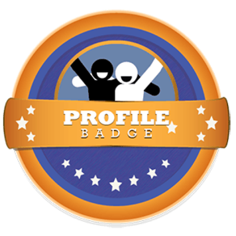 Profile Badge
