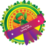CTL Spa Day Badge