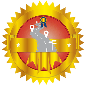 Roadmap toTeaching Innovation - Going The Distance Badge